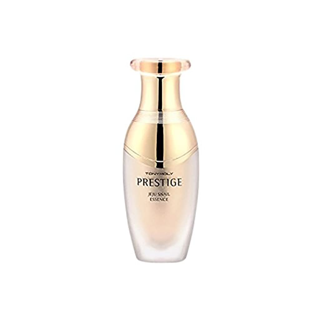 砦擬人反動TONYMOLY トニーモリ PRESTIGE JEJU SNAIL ESSENCE 50ml