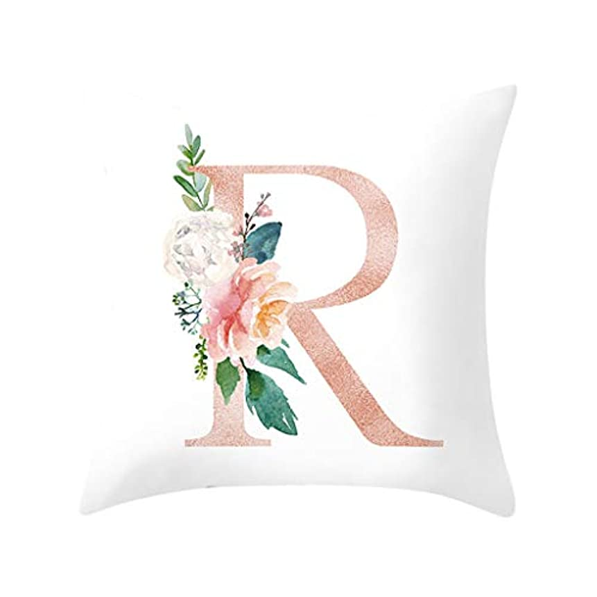 無礼にバックアップキャンディーLIFE 装飾クッションソファ手紙枕アルファベットクッション印刷ソファ家の装飾の花枕 coussin decoratif クッション 椅子