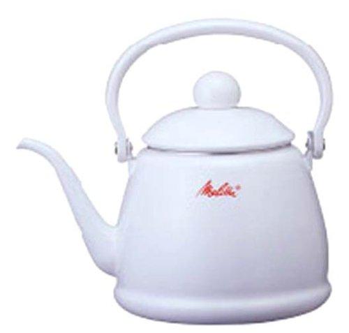 Melitta 細口コーヒーケトル2L MJ-2154(ホワイト)