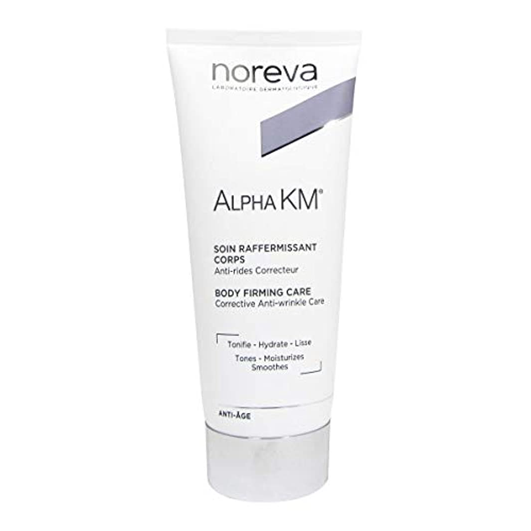 ブランド名火教育Noreva Alpha Km Body Firming Anti-ageing Treatment 200ml [並行輸入品]