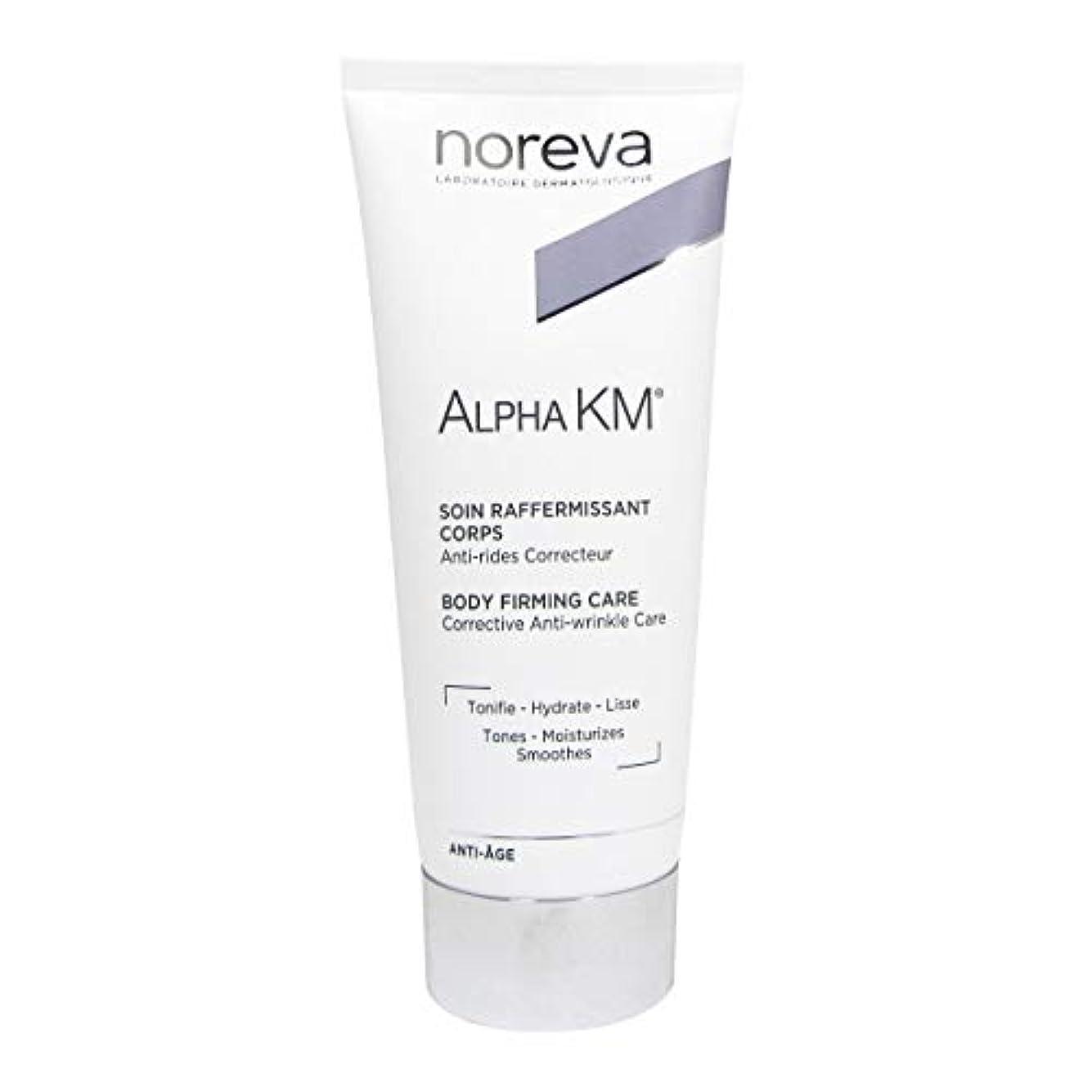 どんなときも耐久ペインNoreva Alpha Km Body Firming Anti-ageing Treatment 200ml [並行輸入品]
