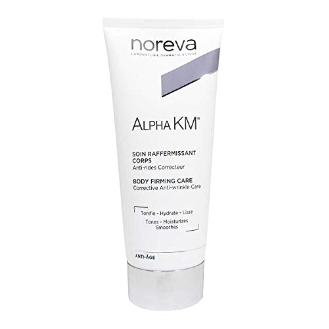 長方形協会アーティキュレーションNoreva Alpha Km Body Firming Anti-ageing Treatment 200ml [並行輸入品]