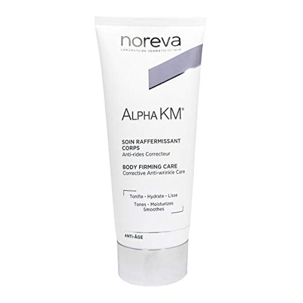 よく話されるあたり過言Noreva Alpha Km Body Firming Anti-ageing Treatment 200ml [並行輸入品]