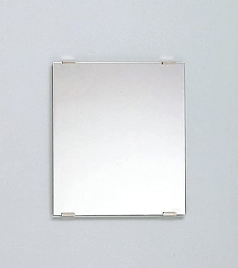 美しい窓を洗う行商TOTO 化粧鏡 YM3045F 耐食鏡 角型 300×450(mm)