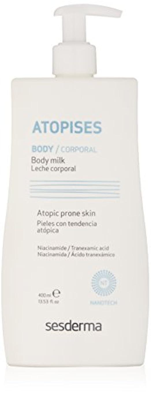 郵便物早く静かなSesderma Atopises Body Milk 400 Ml