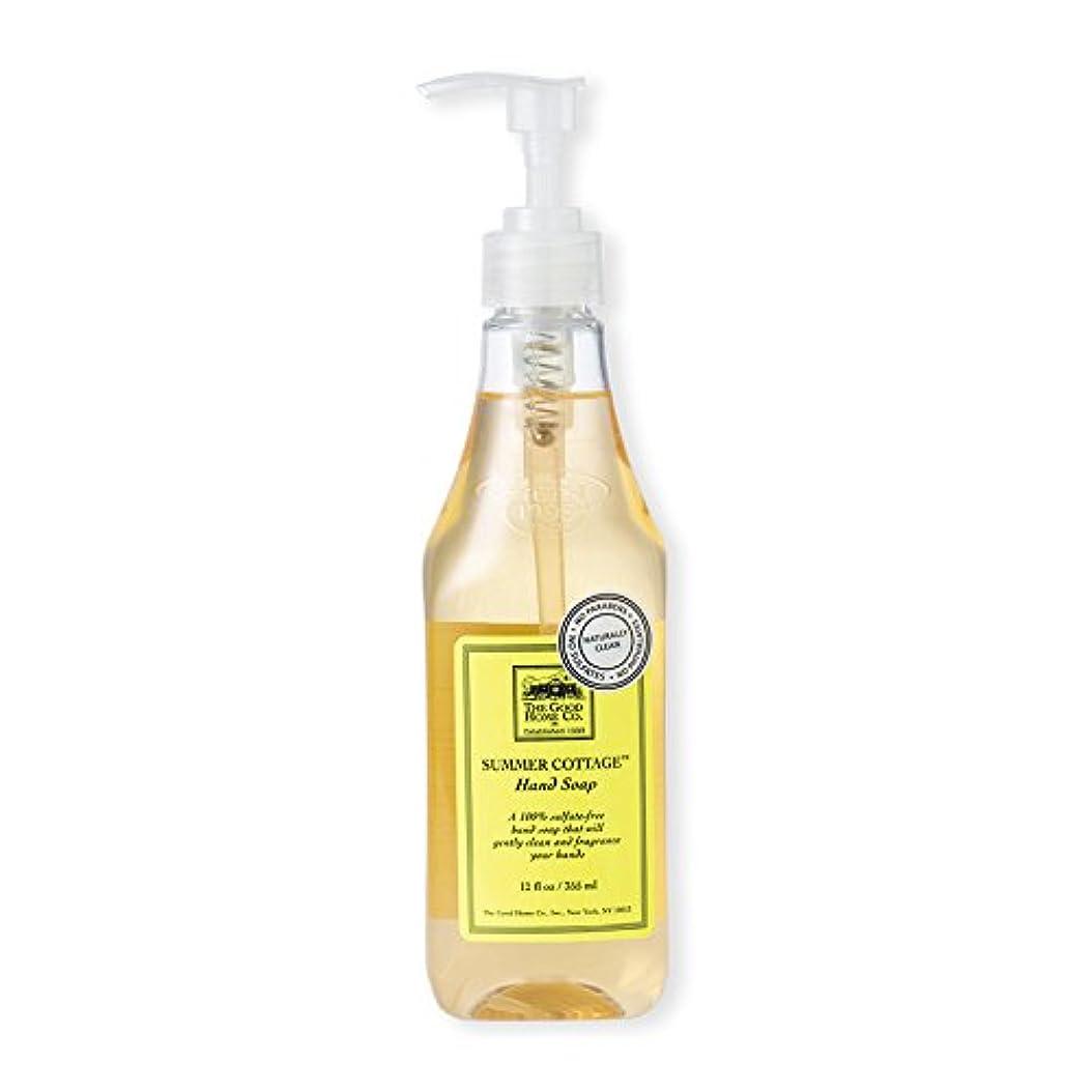 意気揚々分割商標ザ グッドホーム カンパニー HAND SOAP ハンドソープ 石鹸 せっけん ギフト 355ml レディーズ (並行輸入品)