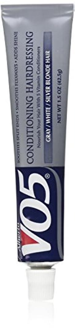 アルベルトVO5 へアドレッシングコンディショナークリーム 白髪/ブロンドヘア 45g (並行輸入品)