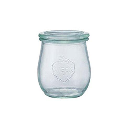 RoomClip商品情報 - (ウェック)WECK Tulip Shape 200ml WE-762 保存容器 キャニスター 保存ビン weck-011
