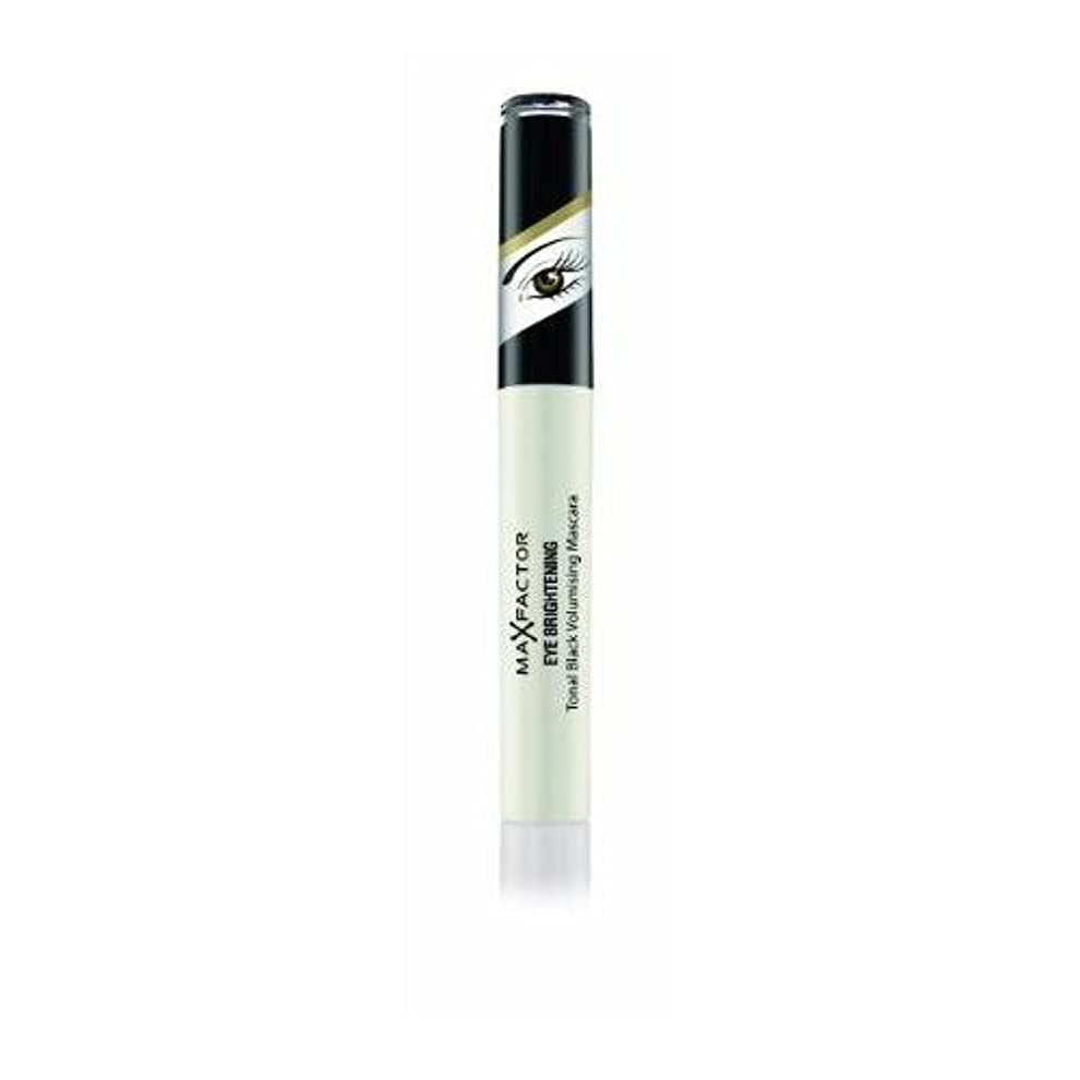 窒素スイ現代のMax Factor Eye Brightening Mascara for Hazel Eyes 7.ml Black Gold