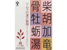 【第2類医薬品】ツムラ漢方柴胡加竜骨牡蛎湯エキス顆粒 24包