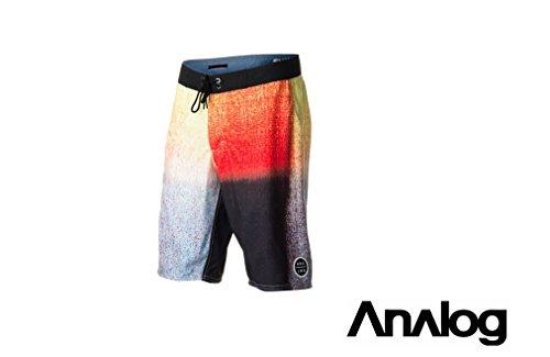 ANALOGBOARDSHORTS/アナログ サーフトランクス【SHADOWYELLOW32インチ】SURFTRUNKS