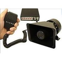 車載用 大音量 5種 警笛音 スピーカーマイク アンプ セット