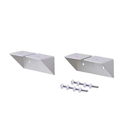 RoomClip商品情報 - 平安伸銅工業 LABRICO DIY収納パーツ 棚受 シェルフサポート アイアン 屋外使用可 ホワイト IXO-2