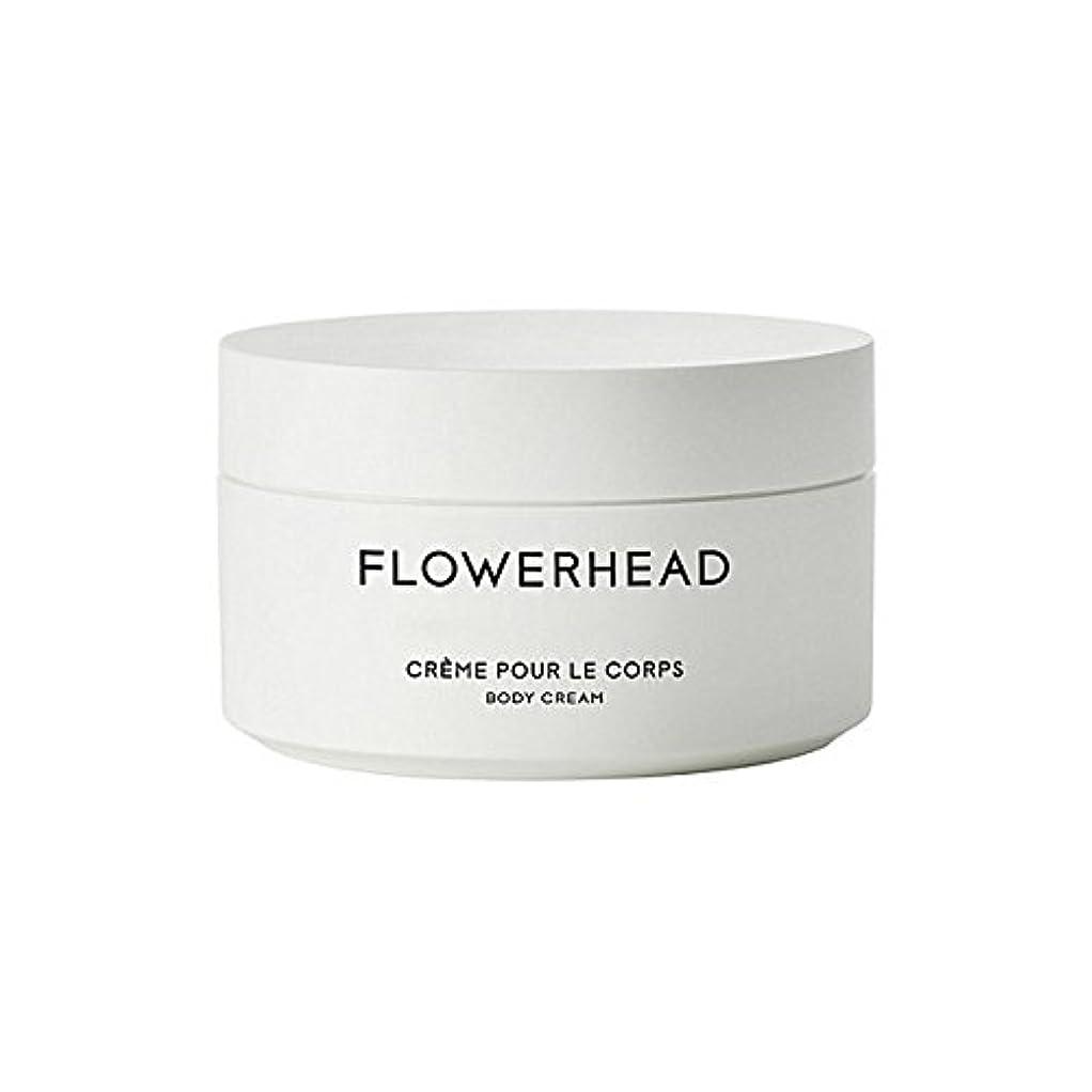 装置シャンパン高齢者ボディクリーム200ミリリットル x2 - Byredo Flowerhead Body Cream 200ml (Pack of 2) [並行輸入品]