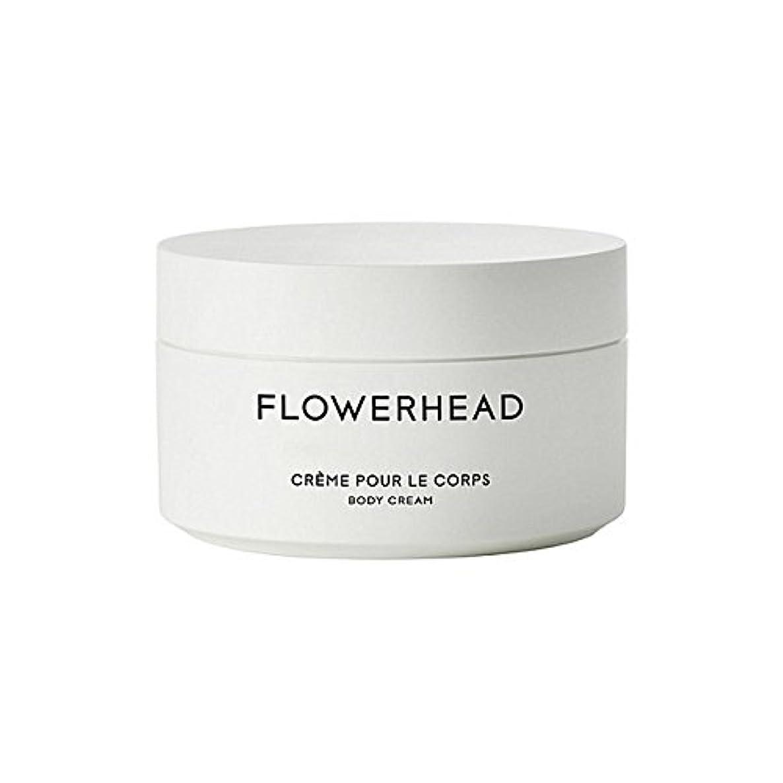 データム放つ痛いByredo Flowerhead Body Cream 200ml (Pack of 6) - ボディクリーム200ミリリットル x6 [並行輸入品]