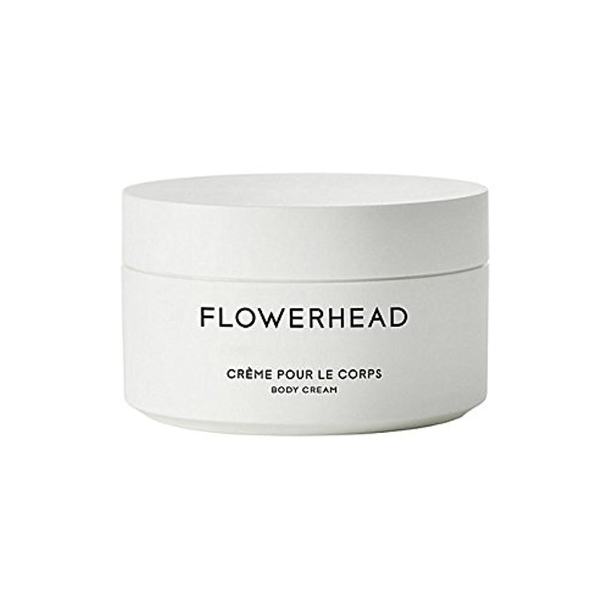 つらいどうやらグレードByredo Flowerhead Body Cream 200ml (Pack of 6) - ボディクリーム200ミリリットル x6 [並行輸入品]