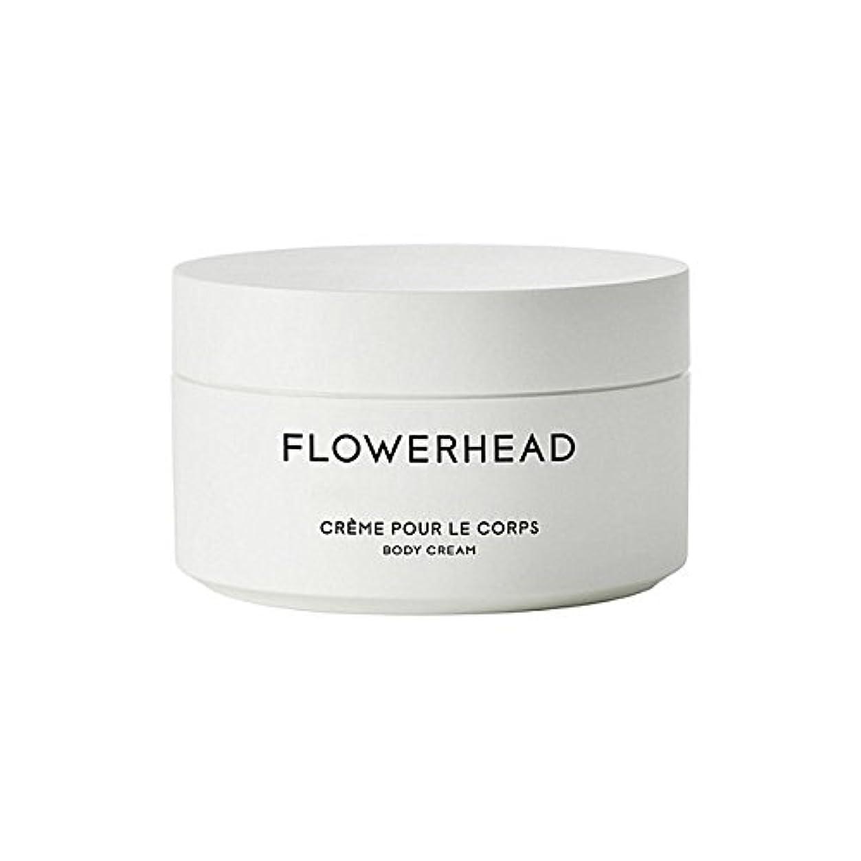 レモンゆでる逆さまにByredo Flowerhead Body Cream 200ml - ボディクリーム200ミリリットル [並行輸入品]