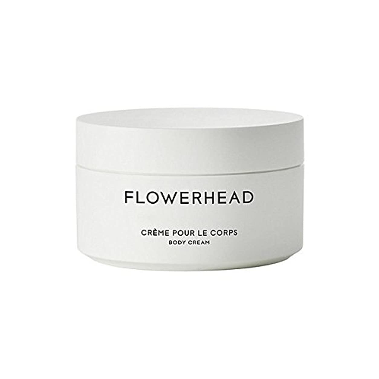 肉腫真夜中倍率Byredo Flowerhead Body Cream 200ml (Pack of 6) - ボディクリーム200ミリリットル x6 [並行輸入品]