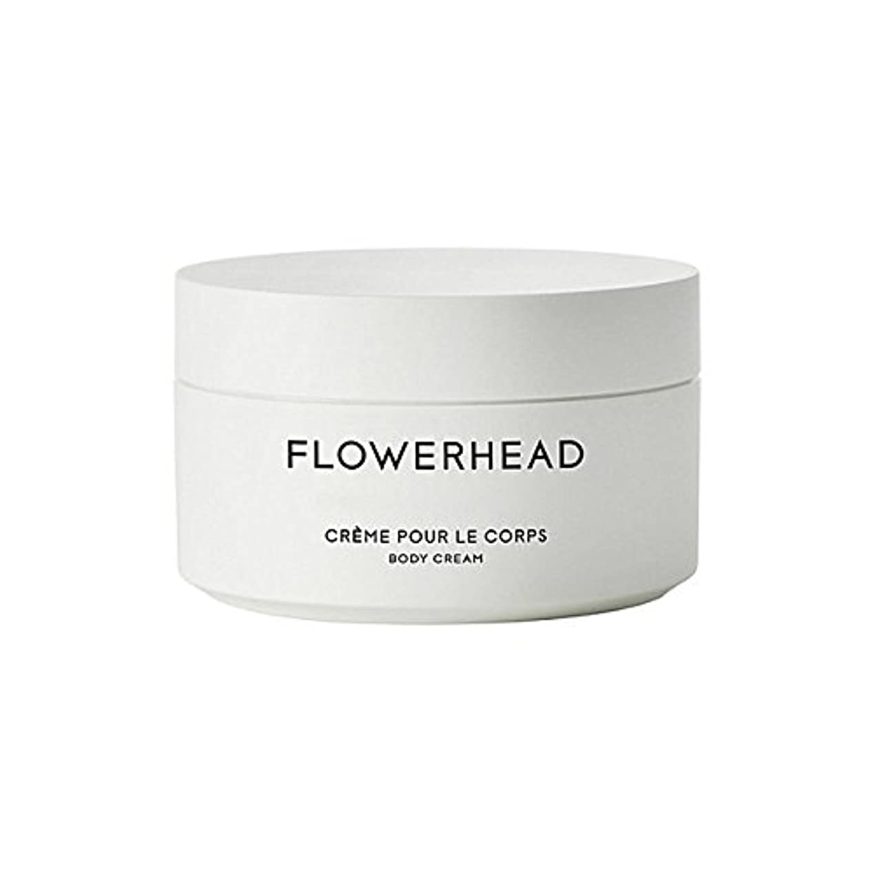 プラス恥ずかしい返還Byredo Flowerhead Body Cream 200ml - ボディクリーム200ミリリットル [並行輸入品]