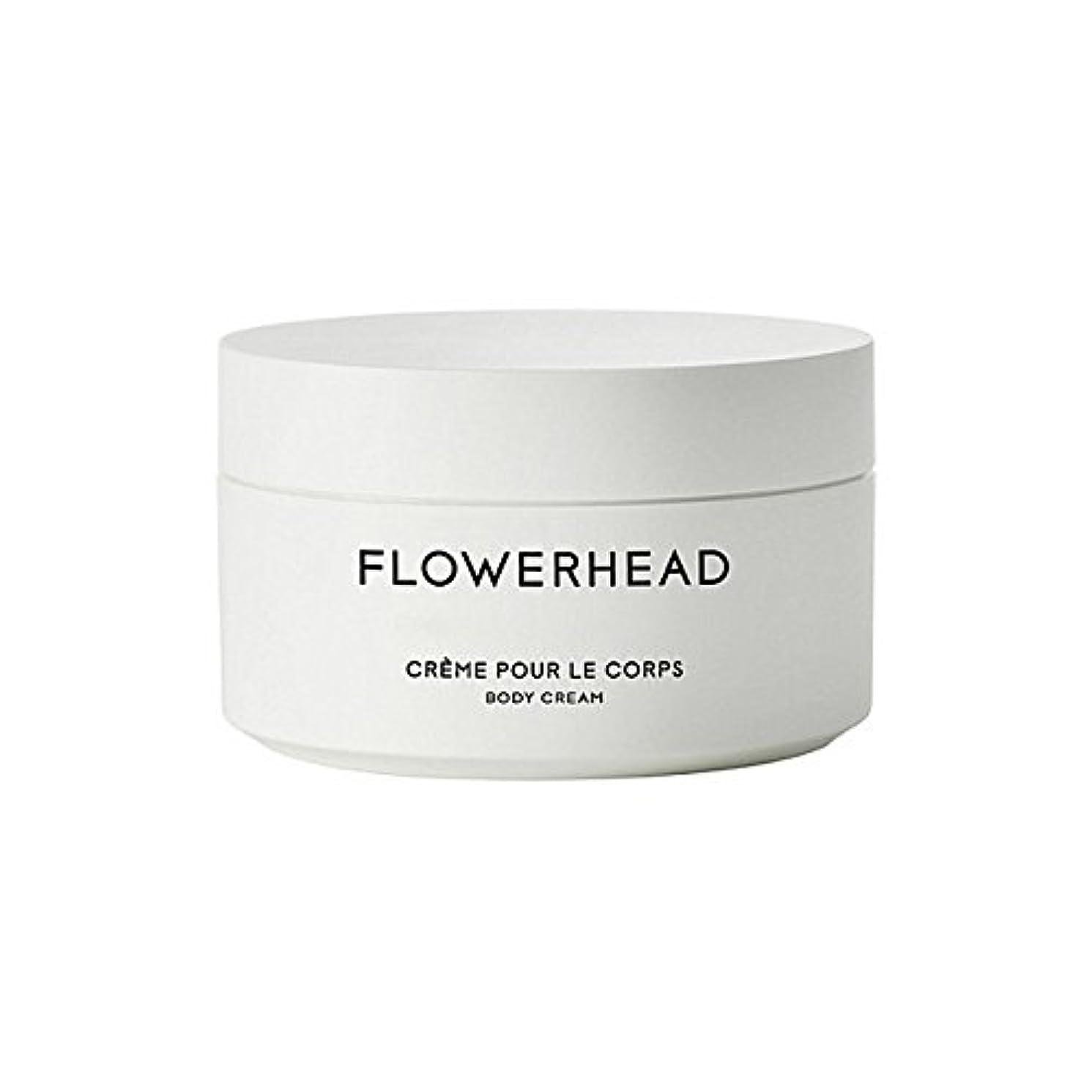 しない弾薬ジャケットByredo Flowerhead Body Cream 200ml (Pack of 6) - ボディクリーム200ミリリットル x6 [並行輸入品]