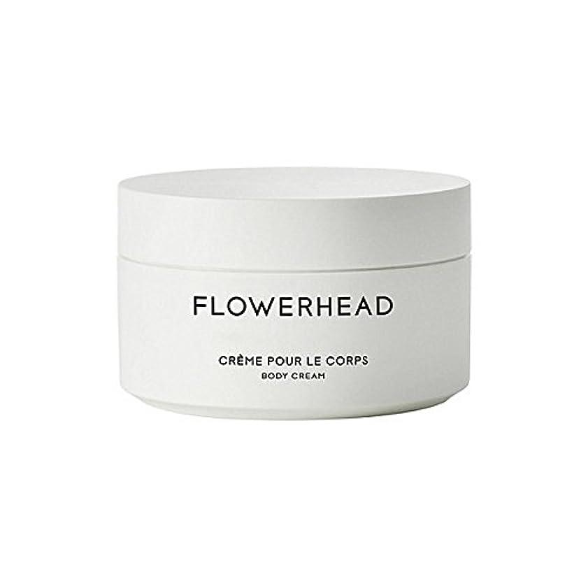 泳ぐテレマコス保険Byredo Flowerhead Body Cream 200ml - ボディクリーム200ミリリットル [並行輸入品]
