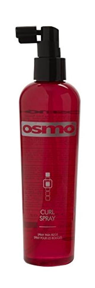 竜巻滑る放射性Osmo Hold Factor Curl Spray 250ml / 8.5 fl.oz.