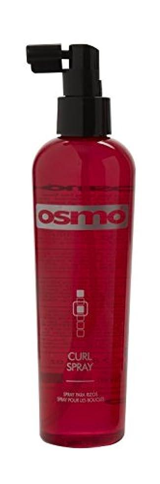 メナジェリー五十不従順Osmo Hold Factor Curl Spray 250ml / 8.5 fl.oz.