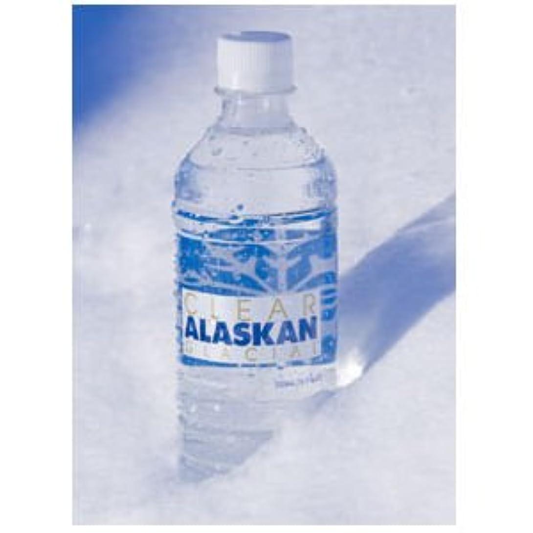 悪性励起フォーム【X5個セット】 アラスカ 氷河の水 クリアアラスカングレイシャル 500ml