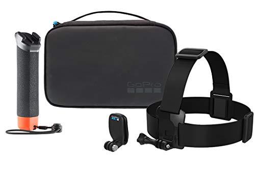 GoPro(ゴープロ) アドベンチャーキット ザ ハンドラー + ヘッドストラップ + クイッククリップ + コンパクトケース セット AKTES-001
