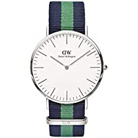 Daniel Wellington Men's  Watch Classic Warwick  40mm