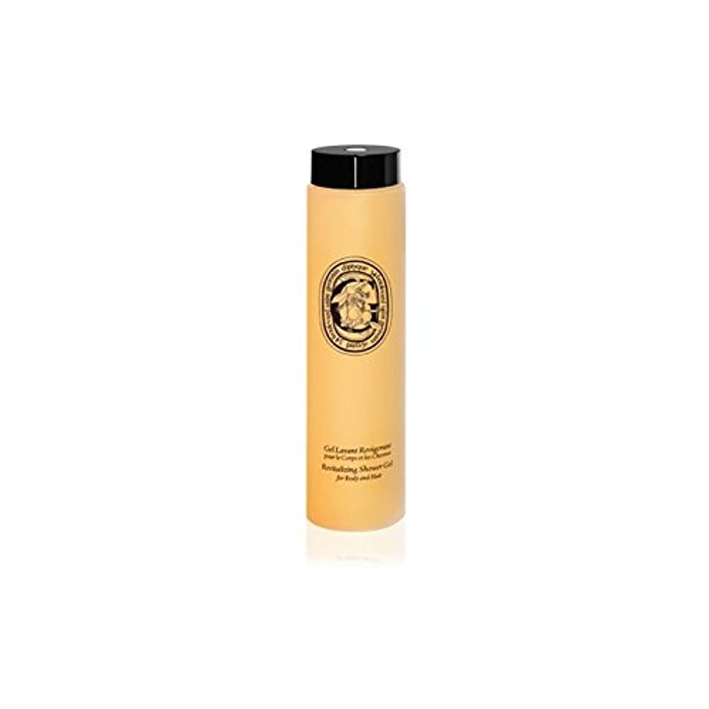 パターン堀人種Diptyque Revitalizing Shower Gel For Body And Hair 200ml (Pack of 6) - ボディ、ヘア200ミリリットルのためDiptyqueのリバイタライジングシャワージェル...
