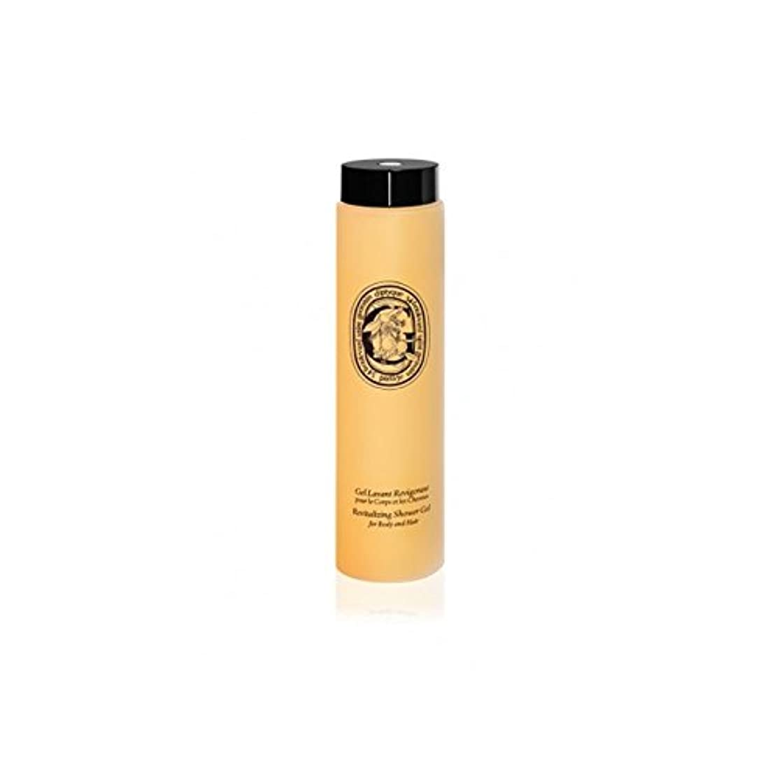 才能番号ランプDiptyque Revitalizing Shower Gel For Body And Hair 200ml (Pack of 6) - ボディ、ヘア200ミリリットルのためDiptyqueのリバイタライジングシャワージェル...