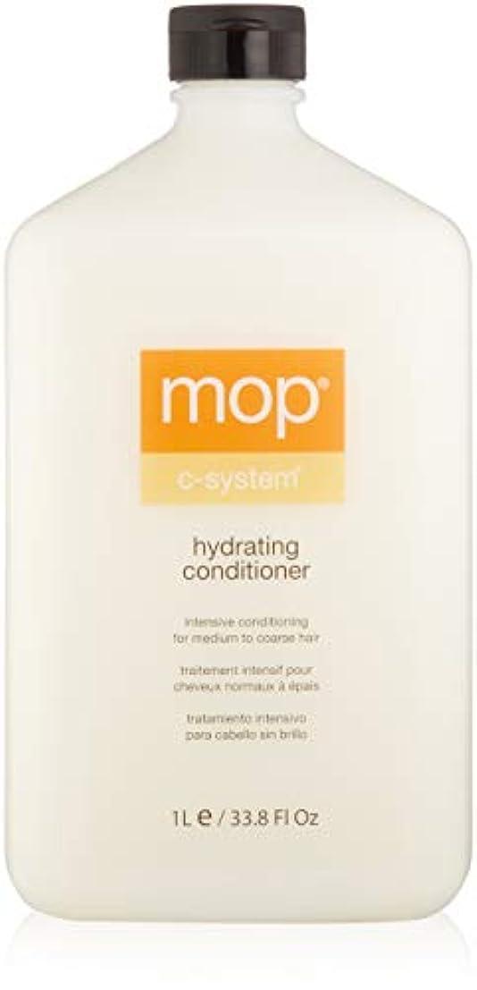 不健全再編成する省略するMOP MOP C-System Hydrating Conditioner (For Medium to Coarse Hair) 1000ml/33.8oz並行輸入品