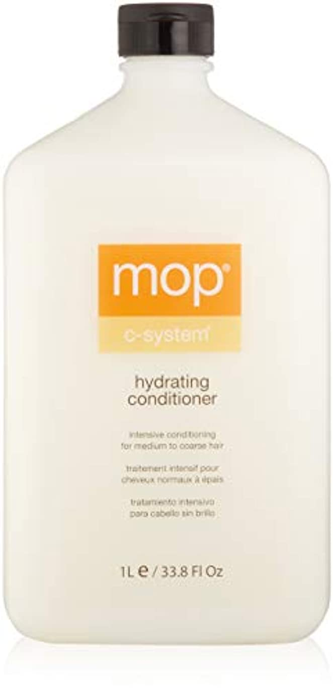 永遠に遺棄された教授MOP MOP C-System Hydrating Conditioner (For Medium to Coarse Hair) 1000ml/33.8oz並行輸入品