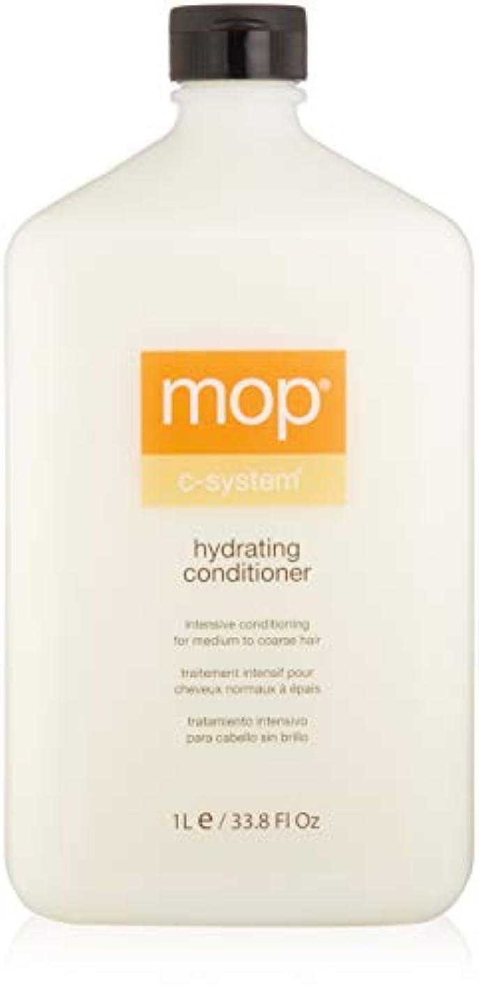 ソファー肉腫たくさんMOP MOP C-System Hydrating Conditioner (For Medium to Coarse Hair) 1000ml/33.8oz並行輸入品