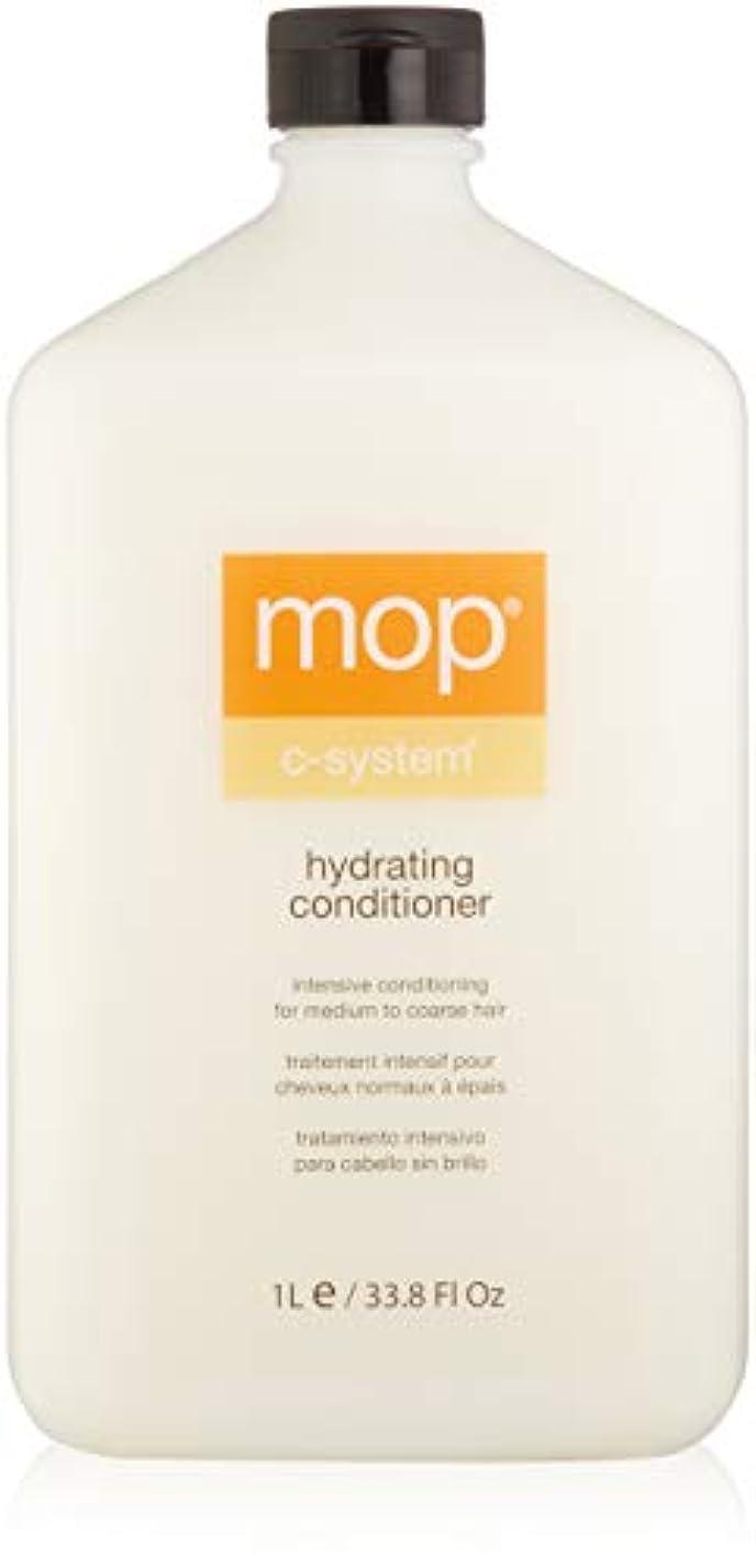 書店進むログMOP MOP C-System Hydrating Conditioner (For Medium to Coarse Hair) 1000ml/33.8oz並行輸入品