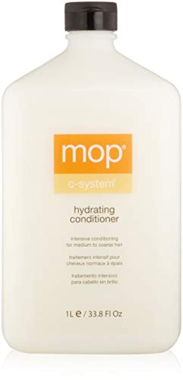 大洪水商標不平を言うMOP MOP C-System Hydrating Conditioner (For Medium to Coarse Hair) 1000ml/33.8oz並行輸入品
