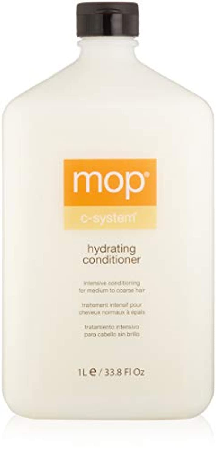 方法軍団リラックスしたMOP MOP C-System Hydrating Conditioner (For Medium to Coarse Hair) 1000ml/33.8oz並行輸入品