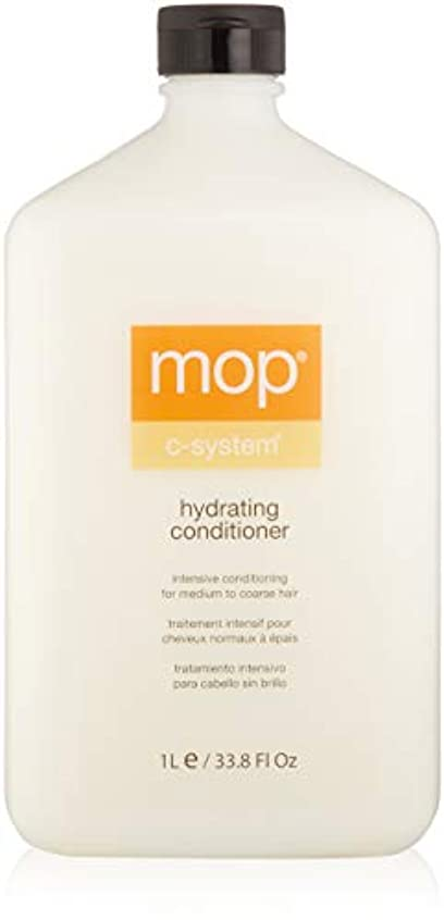 衣類最もお誕生日MOP MOP C-System Hydrating Conditioner (For Medium to Coarse Hair) 1000ml/33.8oz並行輸入品