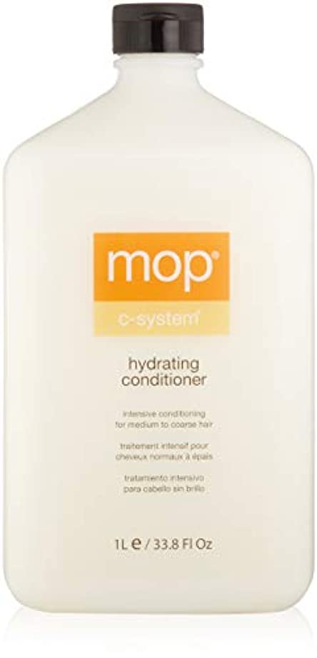 値するタップジュニアMOP MOP C-System Hydrating Conditioner (For Medium to Coarse Hair) 1000ml/33.8oz並行輸入品