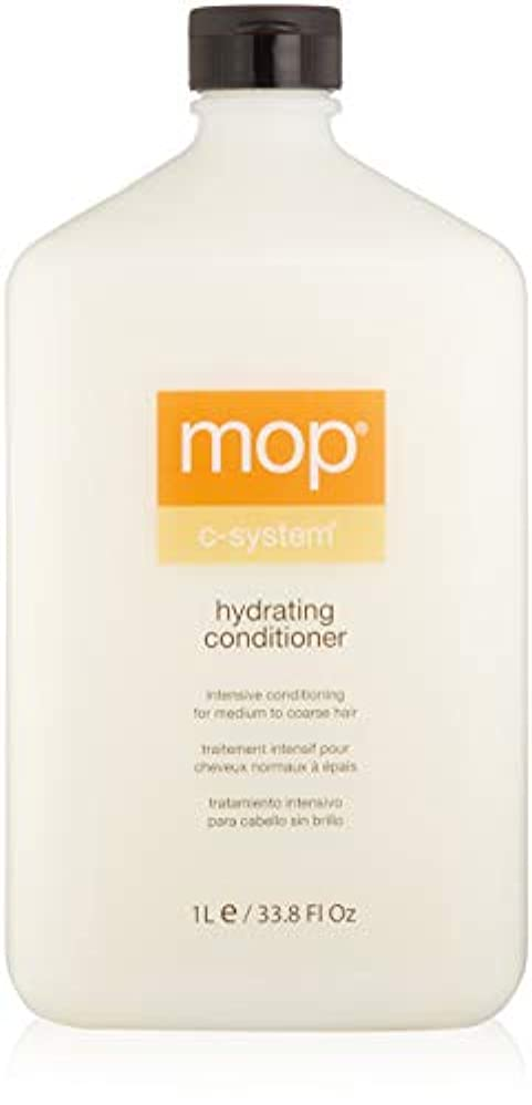 終了する証明書トークンMOP MOP C-System Hydrating Conditioner (For Medium to Coarse Hair) 1000ml/33.8oz並行輸入品