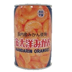 【大洋食品】金太洋みかん 425g×24缶【1ケース販売】