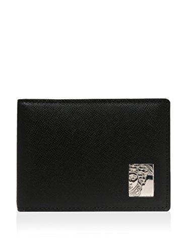 (ヴェルサーチ)VERSACE 財布 メンズ 二つ折 小銭入...
