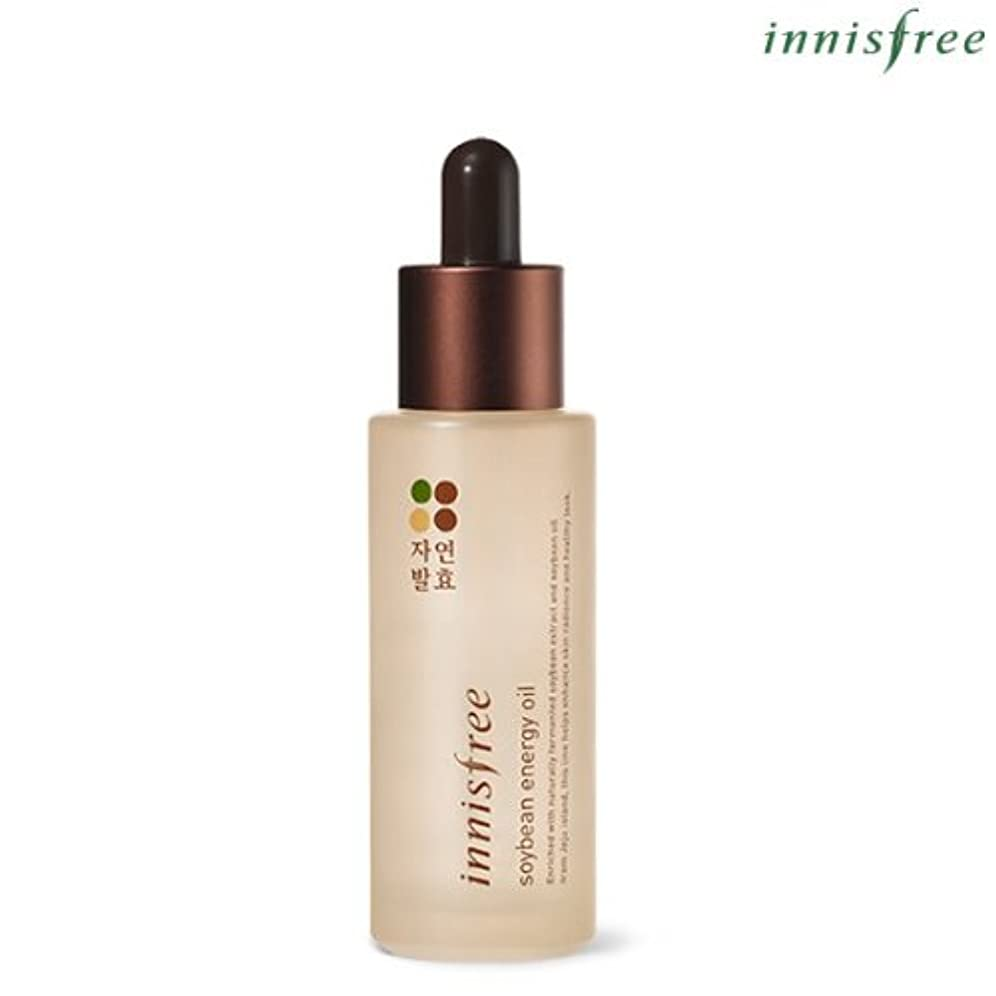 [INNISFREE]イニスフリー大豆エネルギー油30ml Soybean Energy Oil30ml [並行輸入品]