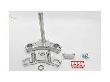 [해외]모리 와키 (MORIWAKI) 시스템 키트 실버 Z900 [Z1] Z750RS [Z2] 0532-201-000/Moriwaki (MORIWAKI) stem kit silver Z 900 [Z 1] Z 750 RS [Z 2] 0532 - 201 - 000