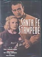 Santa Fe Stampede [DVD] [Import]
