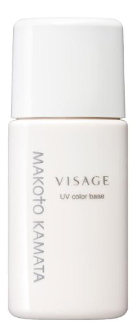 ロール試す渇きヴィザージュ UV クリアーミルク50 クリアー SPF50/PA+++