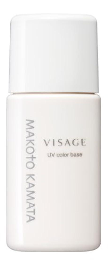 ラッシュ効率ピックヴィザージュ UV クリアーミルク50 クリアー SPF50/PA+++