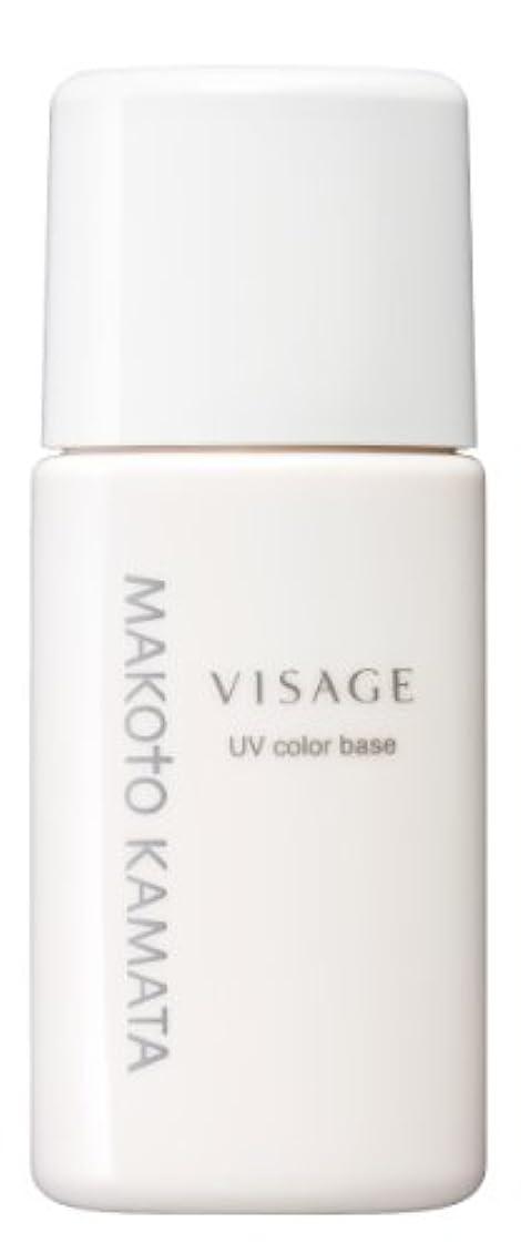 リファイン冷ややかな低いヴィザージュ UV クリアーミルク50 クリアー SPF50/PA+++