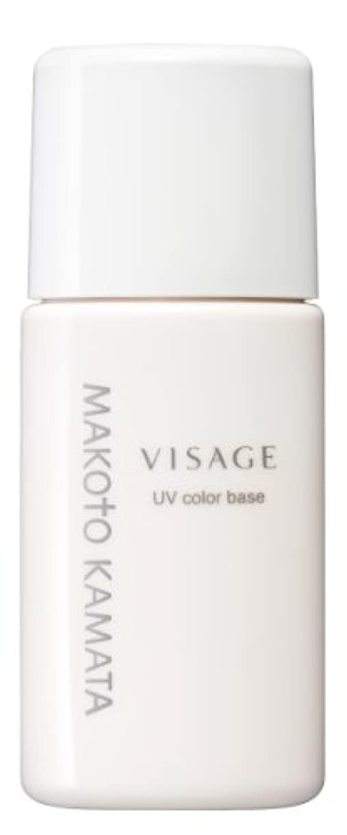 巧みないたずらな注意ヴィザージュ UV クリアーミルク50 クリアー SPF50/PA+++